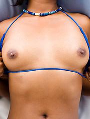Nude Desi in bikini - Erotic and nude girls pics at SoloTeenPics.com