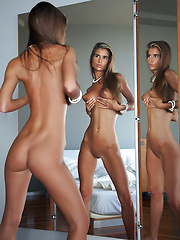 Nessa in Reflected by Erro - Erotic and nude girls pics at SoloTeenPics.com