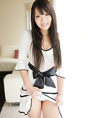 Chihiro Nitta getting naked - Erotic and nude girls pics at SoloTeenPics.com