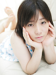 Ami Ichinose cute japanese girl