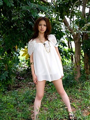Yura Aikawa hot Asian teen model has a sexy tight body - Erotic and nude girls pics at SoloTeenPics.com