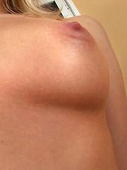 18yo Julia Shows her Perfect Body in Close Up
