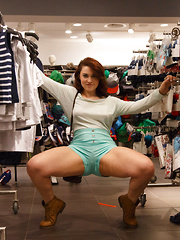 Tori Segura One Size Fits None
