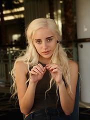 Naomi Woods Five Star Khaleesi