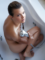 Carina in Labrum by Erro - Erotic and nude girls pics at SoloTeenPics.com