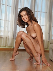 With her sultry gaze, awesome physique, great abs with gorgeous breasts and tight pussy, Divina is an enticing gift that needed not be unwrapped. - Erotic and nude girls pics at SoloTeenPics.com