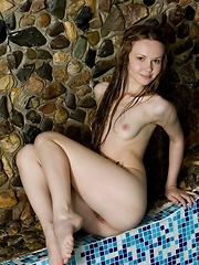 Unblemished, nubile physique with remarkable eye-pleasing proportions, and an ever-smiling pretty face that evokes youthful vitality and delightful energy. - Erotic and nude girls pics at SoloTeenPics.com