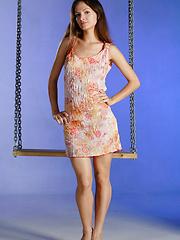 Teen model Zhanet solo pics - Erotic and nude girls pics at SoloTeenPics.com