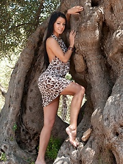 Fun-loving babe with athletic body and irresistable erotic appeal.