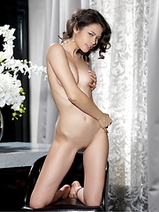 You will love the variety of poses and expressions this girl delivers in every youth. She is elegantly beautiful and she is always confident in flaunting her gorgeous body in front of the camera. - Erotic and nude girls pics at SoloTeenPics.com
