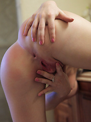 Join beautiful blonde Skylar Green as she uses her magical fingers for a hot wild exploration of her bald juicy pussy - Erotic and nude girls pics at SoloTeenPics.com
