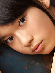 Tomoe Yamanaka Asian in stockings shows nasty behind at window - Erotic and nude girls pics at SoloTeenPics.com