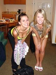 Jewel and Destiny make a splash in Las Vegas - Erotic and nude girls pics at SoloTeenPics.com