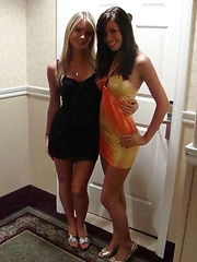 Jewel and Destiny make a splash in Las Vegas - Erotic and nude girls pics at SoloTeenPics.com