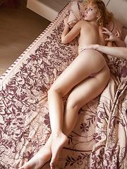 Horny sensual morning