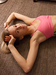 Geri Burgess No Pain No Fame - Erotic and nude girls pics at SoloTeenPics.com