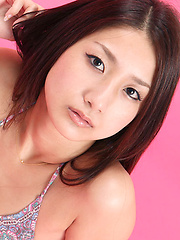 Misaki Takahashi Asian in lingerie has all she needs for a model