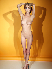 Nancy A in The Yellow Future - Erotic and nude girls pics at SoloTeenPics.com