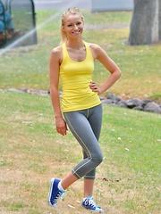 Staci Sporty Girl