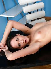 Hot girl next door Aruna Aghora gets naughty for your viewing pleasure