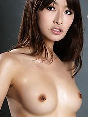 Sexy Japanese Mana Aoki