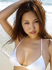 Saori Yamamoto Asian shows big boobs in football bra in the park - Erotic and nude girls pics at SoloTeenPics.com