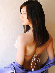 Konomi Yoshikawa Asian smiles being proud of her lustful curves - Erotic and nude girls pics at SoloTeenPics.com