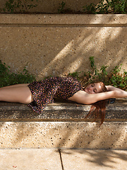 Jessica Marco On The River Walk - Erotic and nude girls pics at SoloTeenPics.com