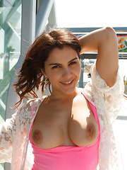 Valentina Nappi the New Metro - Erotic and nude girls pics at SoloTeenPics.com